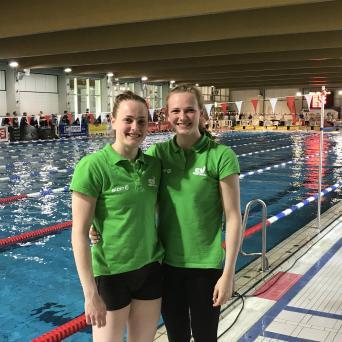 Laura und Lena Riedemann erfolgreich bei den German Open in Essen 2019