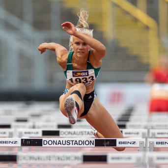 Spohie Luise Merten gewinnt Bronze bei den Deutschen MKM in Ulm 2019