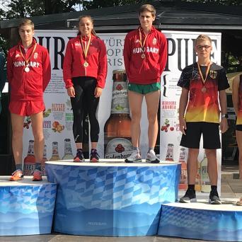 Maurice Curth holt zweimal Bronze bei EM in Weiden