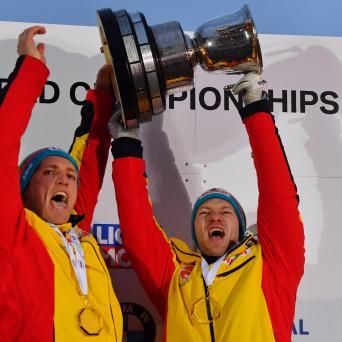 Friedrich/Margis werden Weltmeister im Zweierbob in Altenberg 2020