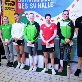 19. Schwimmfest des SV Halle 2019
