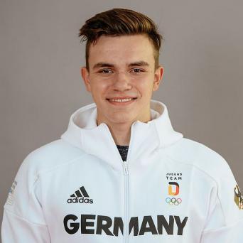 Erik Kohlbach mit Gold und Silber bei den Deutschen Meisterschaften 2019