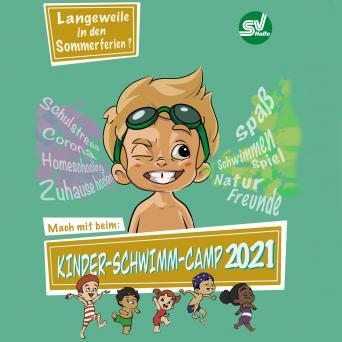 Titel Flyer Kindersportcamp 2021