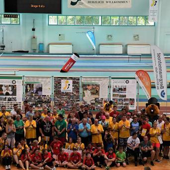 30. Landessportspiele für Behinderte und Freunde - Siegerehrung