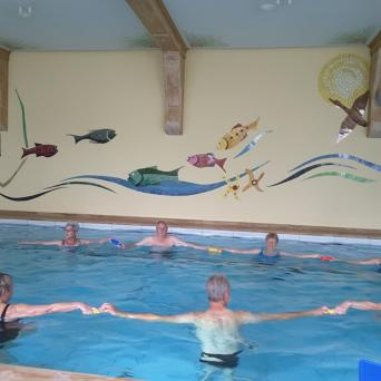Reha-Schwimmen beim SV Halle 2018