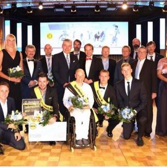 Wahl der besten Sportlerin/des besten Sportlers von Sachsen-Anhalt 2018