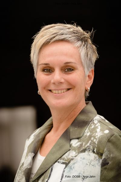 Präsidiumsmitglied Silke Renk-Lange (Foto DOSB, Anja Jahn)