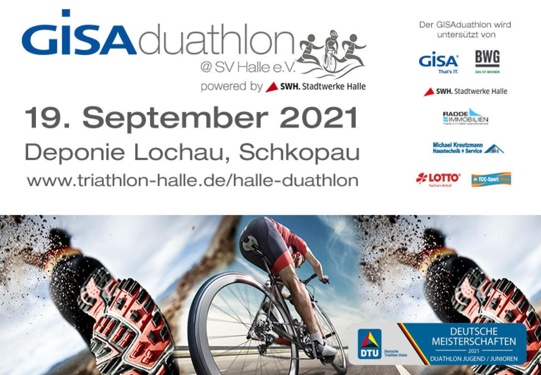 Deutsche Meisterschaft - GISAduathlon 2021