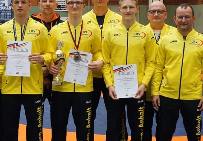 Deutsche Meisterschaften A-Jugend 2021 in Stendal - Mannschaft